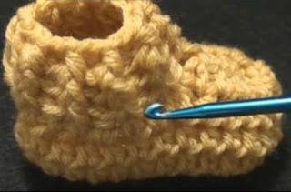 Вязание крючком пинеток