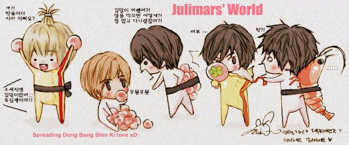 Julimars' World Spreading Kpop Love xD