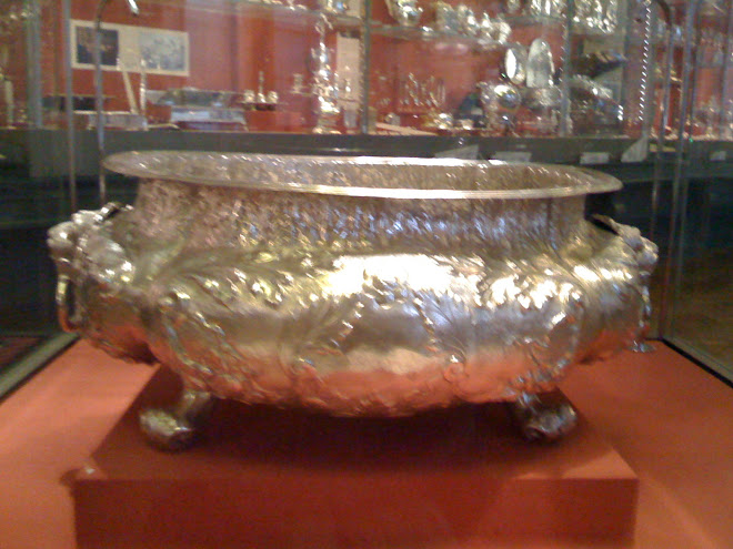 The V&A - Restoration Silver