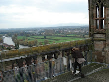 On Top of Worcester Cathedral