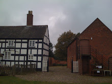 Bosobel House, Staffordshire