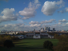 View from the Greenwich Observatory