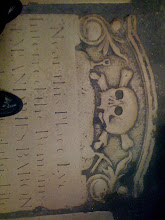 Grave at St. Martin in the Fields