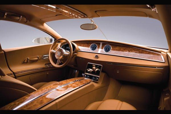 2009 Bugatti Galibier Concept. Cloud 10 Status: Bugatti 16 C