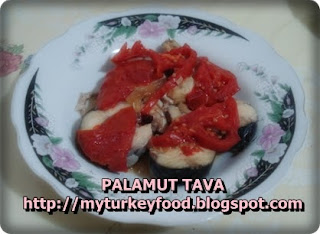 PALAMUT TAVA สเต๊กปลาซาบะ