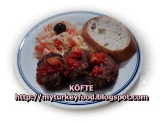 KÖFTE (meatball)