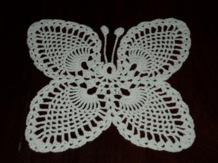 Patrones de tapetes tejidos en crochet - Imagui