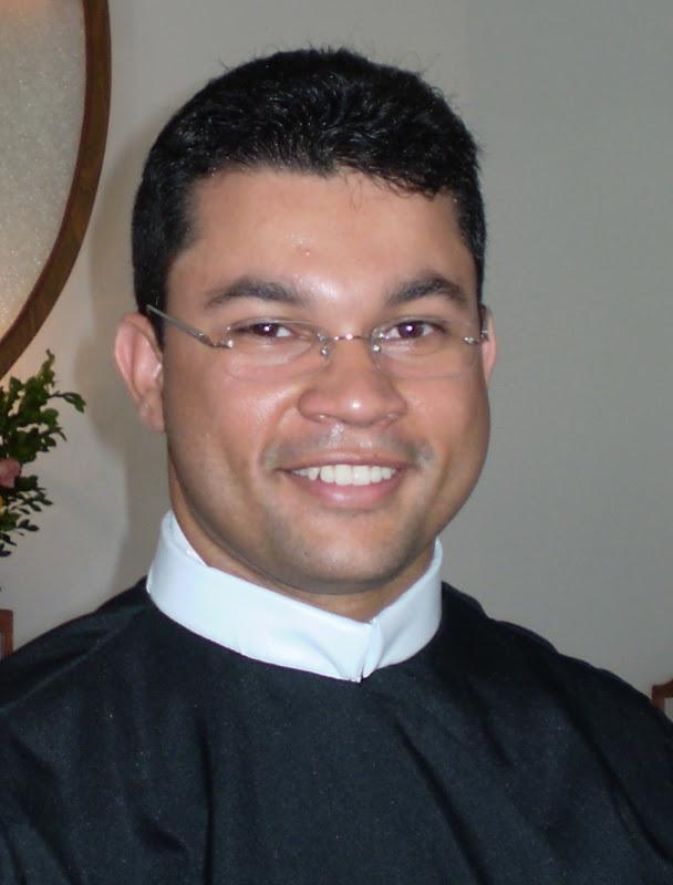 Fr. José Fábio Reis de Oliveira, C.Ss.R., natural de Itabaianinha-Sergipe
