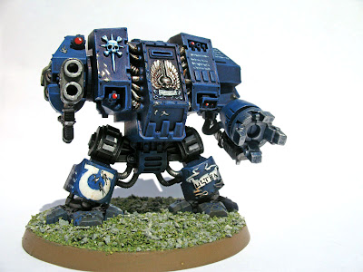 Dreadnought And Squad of Five