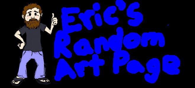 Eric's Random Art Page