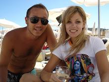 Lu & Diego - St. Tropez Aug 06