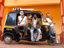 Moto Rickshaw. India 07