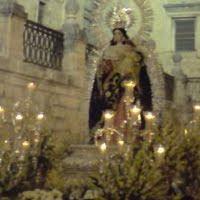 Virgen del Rosario(Hdad del Rosario, JAÉN)