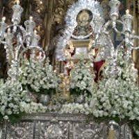 Virgen de Guadalupe(Hdad de Guadalupe, SEVILLA)