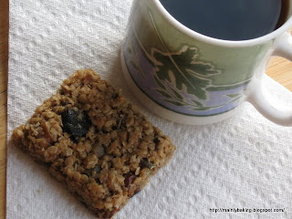 is my basic flapjack recipe, which produces a thick chewy flapjack ...