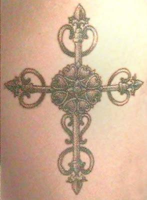 Cross Tattoo 2