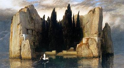 Boecklin's Isle Of The Dead