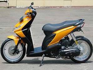 Gambar Modifikasi Honda Beat 2009