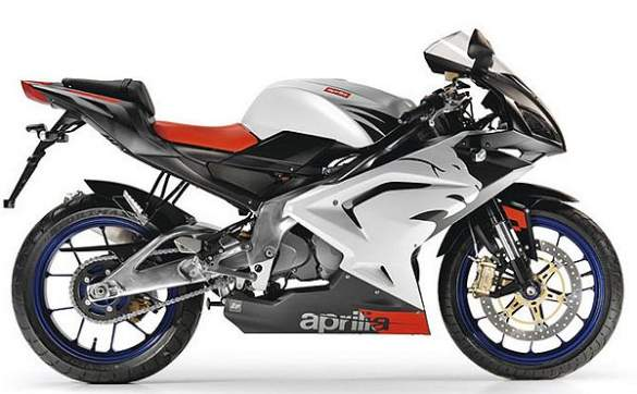 Modification Aprilia RS125 - Manual Innovation image