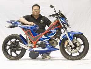 Photo of Honda Kharisma Modifikasi