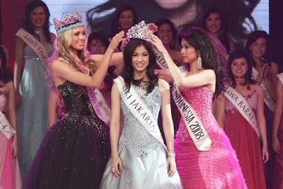 miss indonesia2009