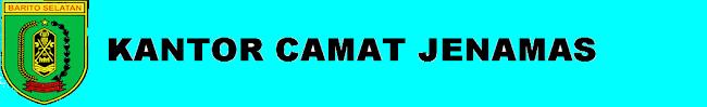 KANTOR CAMAT JENAMAS