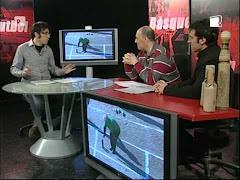ENTREVISTA A TELEVISIÓ BADALONA