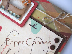 Paper Canoes