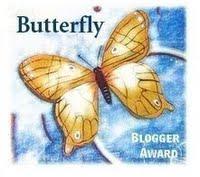 Seiri Hanako muncul dengan kupu-kupu indah itu. Sebuah award indah
