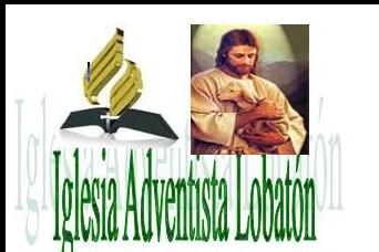 IGLESIA ADVENTISTSTA DE  LOBATON