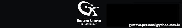 GUSTAVO AMORIM - PERSONAL TRAINER