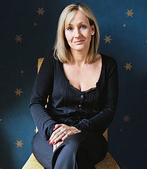 Siga J.K. Rowling no Twitter!