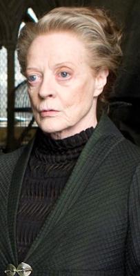 Conteúdo OFB: Minerva McGonagall | Ordem da Fênix Brasileira
