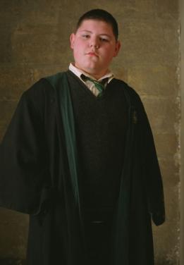 Crabbe não voltará em 'Harry Potter e as Relíquias da Morte'