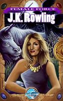 Confira entrevista com Adam Gragg, autor da história em quadrinhos sobre J.K. Rowling