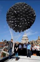 Para promover DVD de 'Enigma do Príncipe', Warner Bros. solta balões