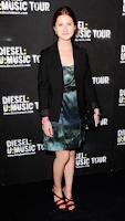Bonnie Wright compareceu ao 'Diesel:U:Music World Tour', em Londres