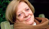 Maggie Smith voltará em 'Harry Potter e as Relíquias da Morte'