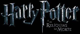 Novos logos e Facebook brasileiros de 'Harry Potter e as Relíquias da Morte'