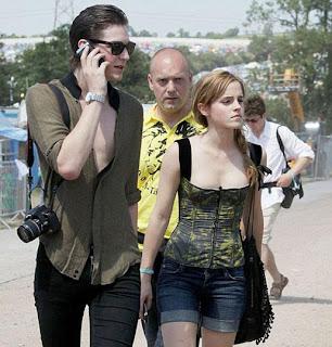 Emma Watson está com novo namorado?
