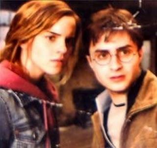 Confira foto de Harry e Hermione em 'Relíquias da Morte: Parte II' | Ordem da Fênix Brasileira