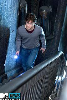 Confira nova foto de 'Harry Potter e as Relíquias da Morte: Parte I'