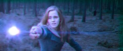 Semana Mágica 3D: 'Hermione fugindo na floresta' | Ordem da Fênix Brasileira