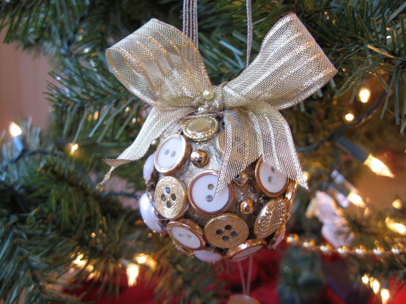 Новый год украшения на елку своими руками