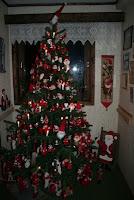 Juletreet i 2009