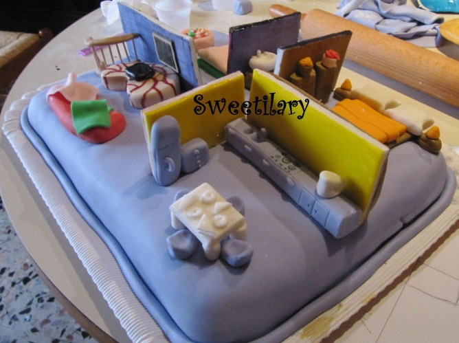 Sweetilary casa nuova torta nuova - Cosa regalare per una casa nuova ...