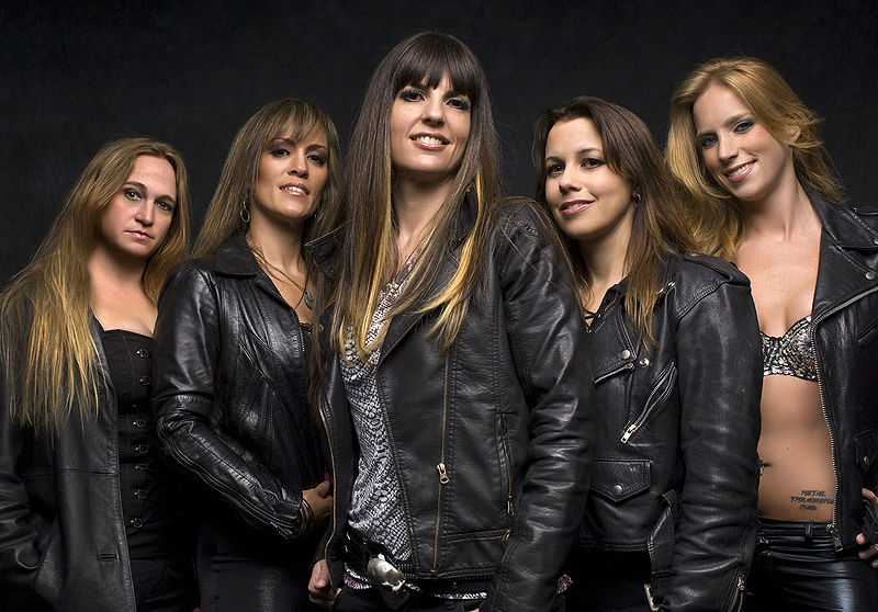 foto chicas interview: