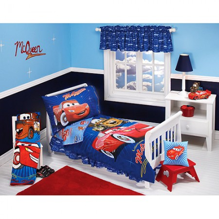 Car decorations for boys room boy room ideas for Boy car bedroom ideas