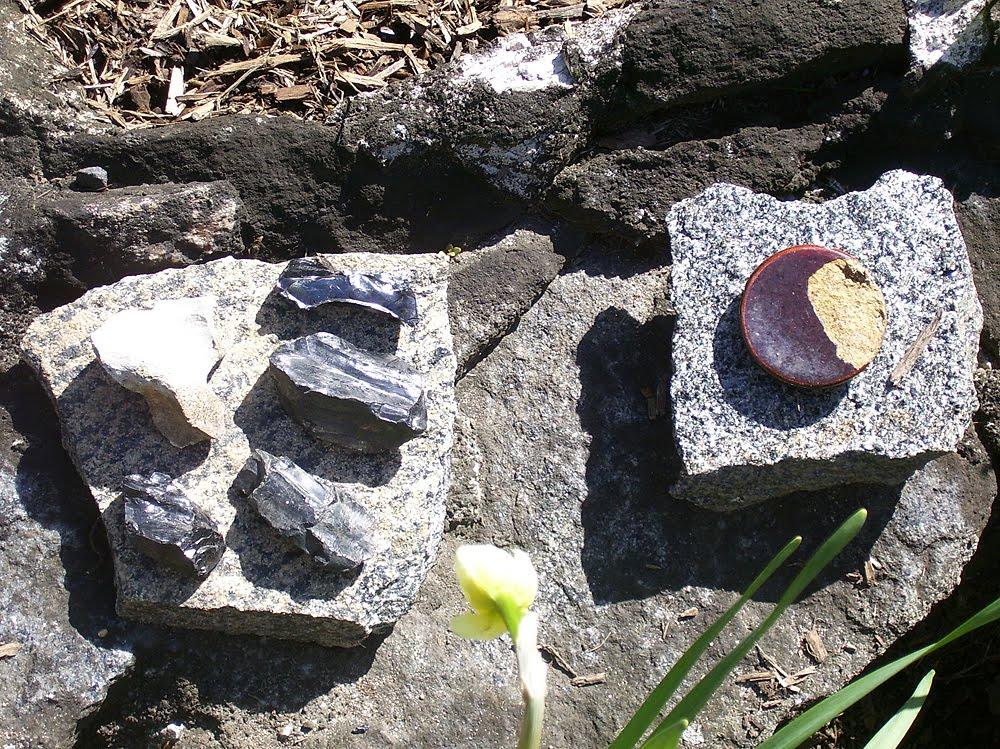 Objects Found In Rocks casey/artandcolo...