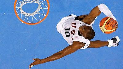 Kobe, Team USA
